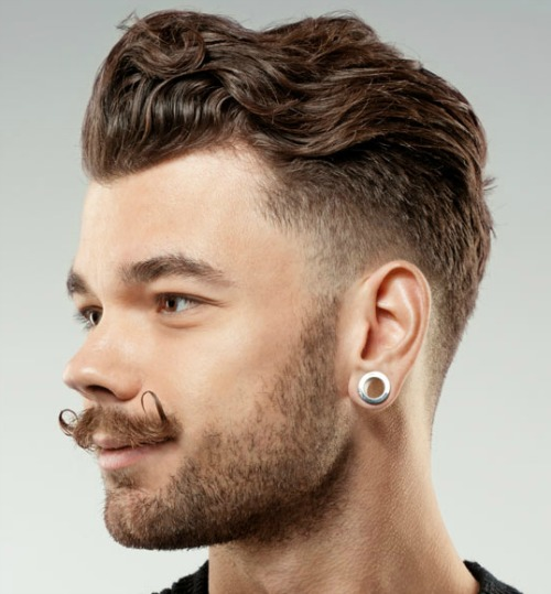 Sensational 21 Wavy Hairstyles For Men Men39S Hairstyles And Haircuts 2017 Short Hairstyles Gunalazisus