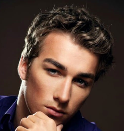 Prime 21 Wavy Hairstyles For Men Men39S Hairstyles And Haircuts 2017 Short Hairstyles Gunalazisus