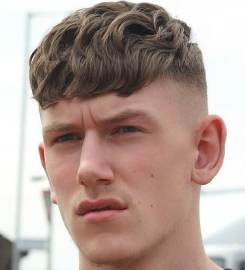 Marvelous 21 Wavy Hairstyles For Men Men39S Hairstyles And Haircuts 2017 Short Hairstyles Gunalazisus