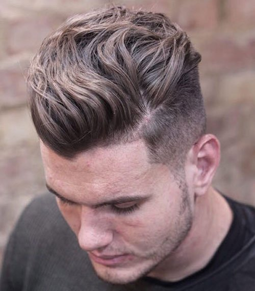 Incredible 21 Wavy Hairstyles For Men Men39S Hairstyles And Haircuts 2017 Short Hairstyles For Black Women Fulllsitofus