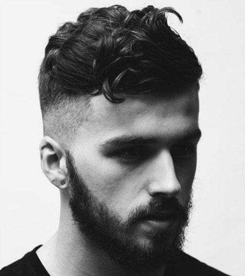 Super 21 Wavy Hairstyles For Men Men39S Hairstyles And Haircuts 2017 Short Hairstyles Gunalazisus