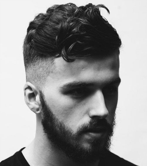 Pleasant 21 Wavy Hairstyles For Men Men39S Hairstyles And Haircuts 2017 Short Hairstyles For Black Women Fulllsitofus