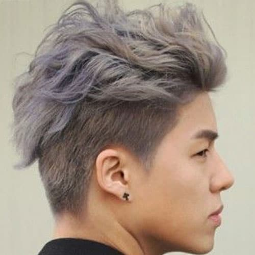 19 Popular Asian Men Hairstyles 2019