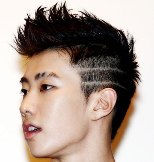 19 Popular Asian Men Hairstyles