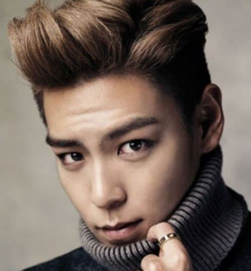 hairstyle men asian-#8