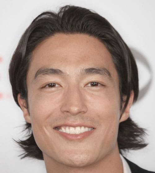 19 Popular Asian Men Hairstyles 2018