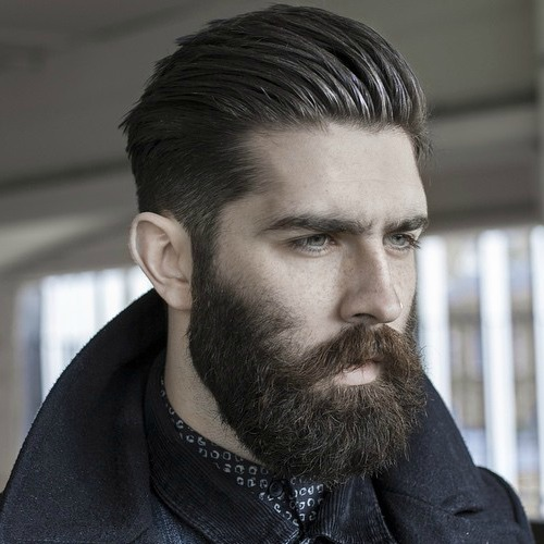 Brilliant 33 Beard Styles For 2017 Men39S Hairstyles And Haircuts 2017 Short Hairstyles Gunalazisus