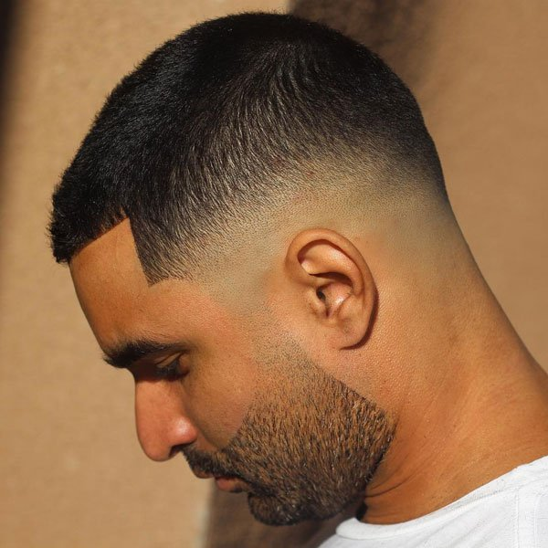 Cool Fade Haircut