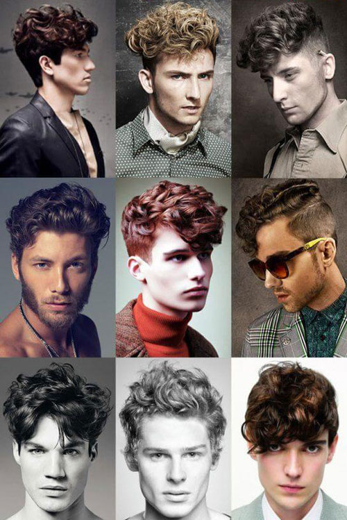 Swell Curly Hairstyles For Men Men39S Hairstyles And Haircuts 2017 Short Hairstyles For Black Women Fulllsitofus
