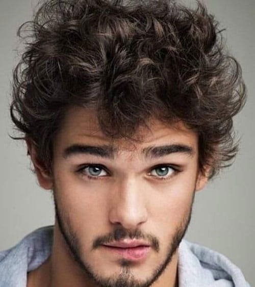 mens hair styles for curly hair curly hairstyles for s hairstyles haircuts 2018 3518 | Curly Hairstyles3