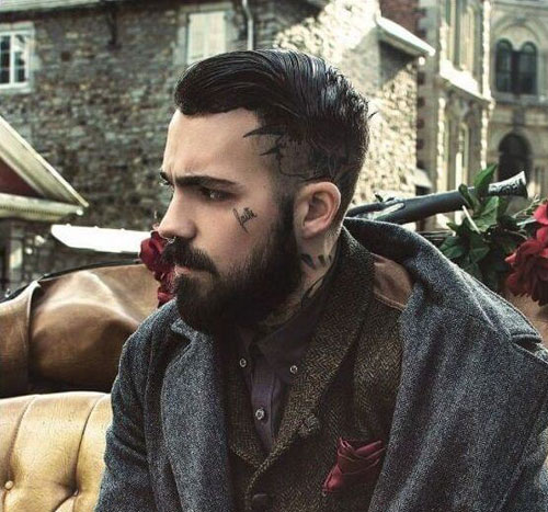 Astonishing 33 Beard Styles For 2017 Men39S Hairstyles And Haircuts 2017 Short Hairstyles For Black Women Fulllsitofus