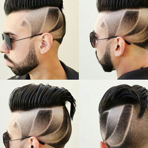 It! mens hair shaved designs fucking