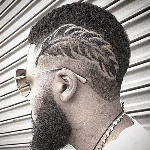 Haircut Designs For Black Men