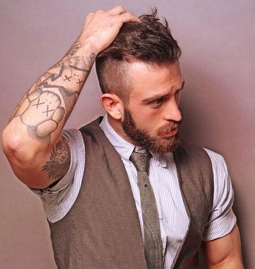 Astonishing 33 Beard Styles For 2017 Men39S Hairstyles And Haircuts 2017 Short Hairstyles Gunalazisus