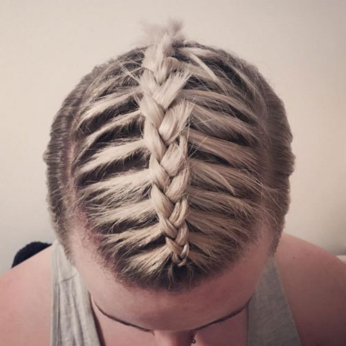 Men's Braided Hairstyles