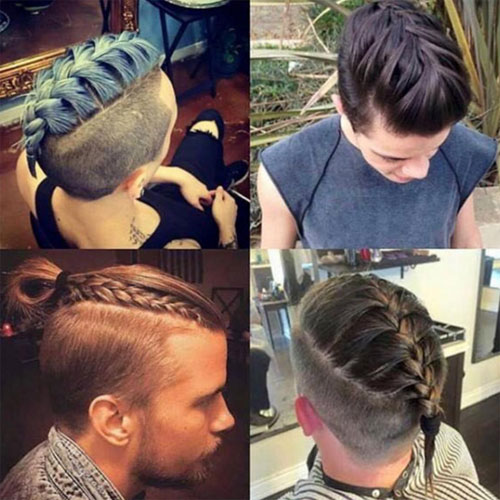Brilliant Braids For Men 15 Braided Hairstyles For Guys Men39S Hairstyles Hairstyles For Men Maxibearus