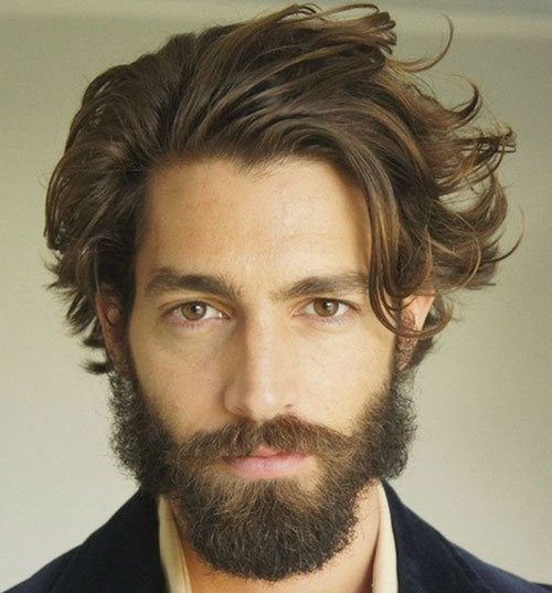 Hairstyles Men 25 popular haircuts for men 2017 Medium Length Hairstyles