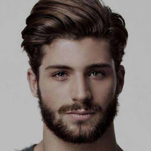 Marvelous 43 Medium Length Hairstyles For Men Men39S Hairstyles And Short Hairstyles For Black Women Fulllsitofus