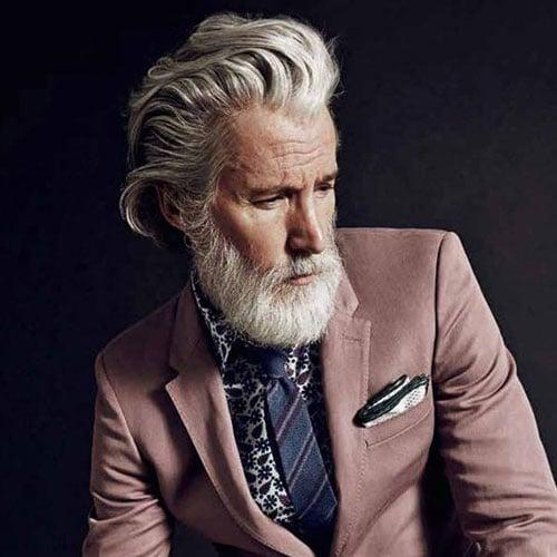 Medium Hairstyles For Men