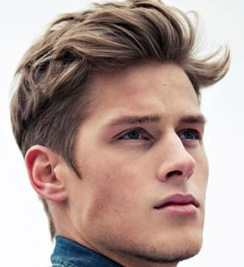 Hairstyles 2017 Medium Hair Mens : ... Medium Length Hairstyles For Men - Mens Hairstyles and Haircuts 2017