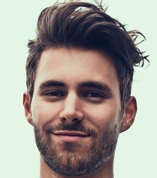 Men Hairstyles Medium Glamorous Bobby Steelers2Kn On Pinterest