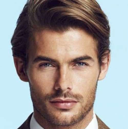 Hairstyle 2014 for medium hair men
