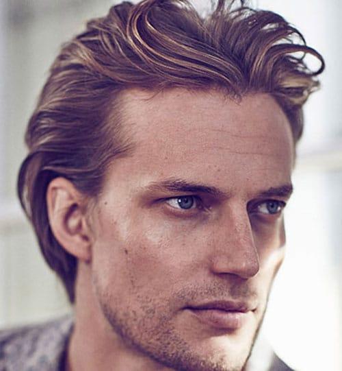 Men's Medium Length Hairstyles