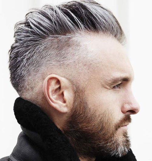 Men's Beards - Fade and Beard