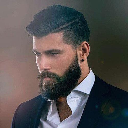 Phenomenal 33 Beard Styles For 2017 Men39S Hairstyles And Haircuts 2017 Short Hairstyles Gunalazisus