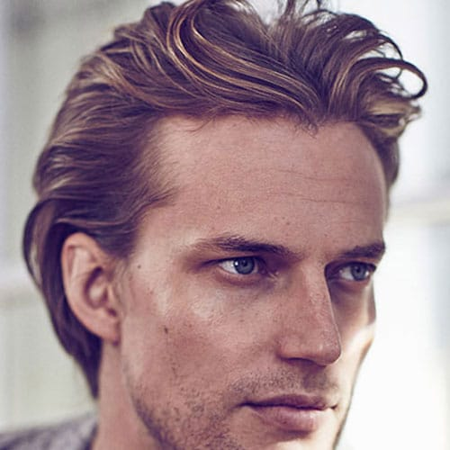 medium length mens hairstyles guide