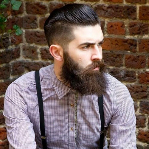 Superb 33 Beard Styles For 2017 Men39S Hairstyles And Haircuts 2017 Short Hairstyles Gunalazisus