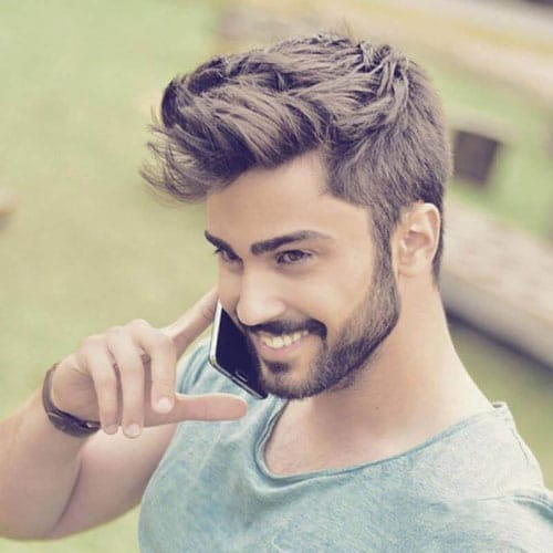 Beard Styles For Men With Short Hair 33 Best Beard Styles For Men 2018  Men's Hairstyles  Haircuts 2018
