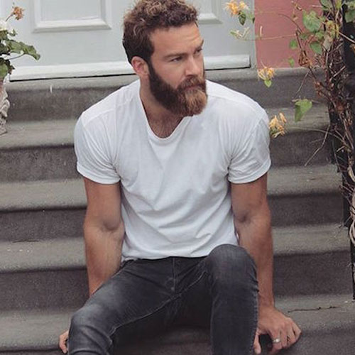 Sensational 33 Beard Styles For 2017 Men39S Hairstyles And Haircuts 2017 Short Hairstyles Gunalazisus
