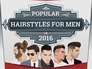 Popular Men's Hairstyles and Haircuts 2019