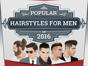 Popular Men's Hairstyles and Haircuts 2018