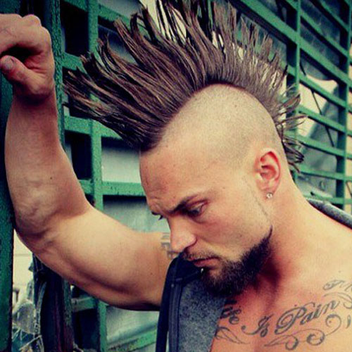mowhawk hair styles 35 best mohawk hairstyles for 2019 guide 3899