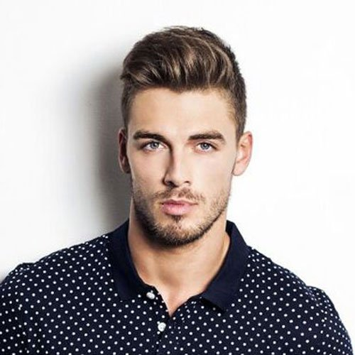 Super 18 College Hairstyles For Guys Men39S Hairstyles And Haircuts 2017 Hairstyles For Women Draintrainus