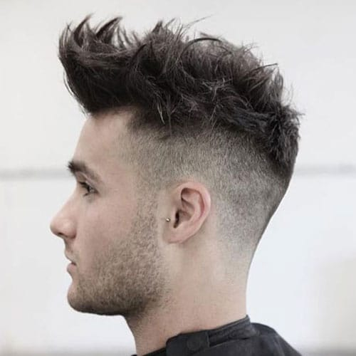 Superb 18 College Hairstyles For Guys Men39S Hairstyles And Haircuts 2017 Short Hairstyles Gunalazisus