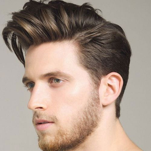 Pleasant 18 College Hairstyles For Guys Men39S Hairstyles And Haircuts 2017 Hairstyles For Men Maxibearus