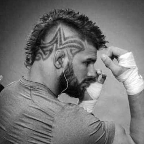 Cool Mohawk Hair Designs