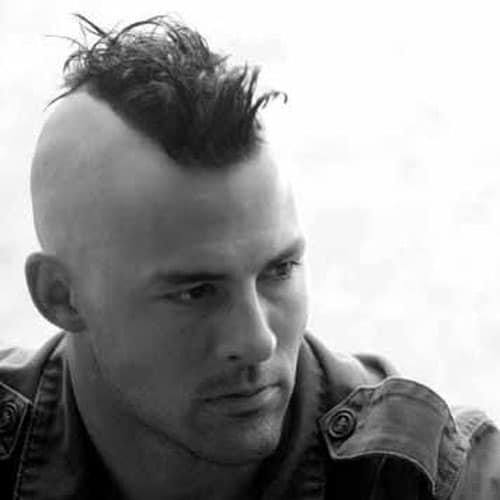 Shaved Mohawk