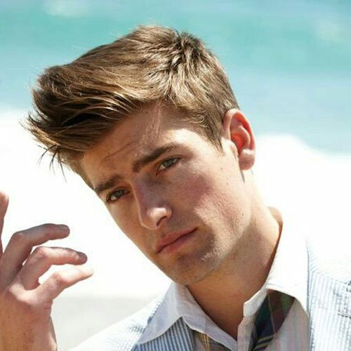 Fabulous 18 College Hairstyles For Guys Men39S Hairstyles And Haircuts 2017 Short Hairstyles Gunalazisus