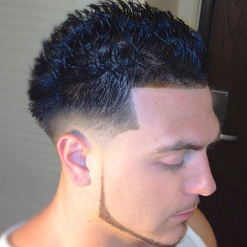Stupendous The Blowout Haircut Men39S Hairstyles And Haircuts 2017 Hairstyle Inspiration Daily Dogsangcom
