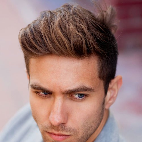 Blowout Taper Hairstyle