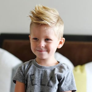 30 Cool Haircuts For Boys 2017