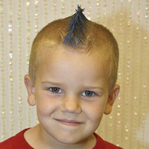 Mohawk For Little Boys