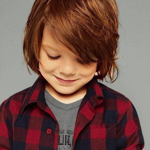 Cute Boy Haircuts