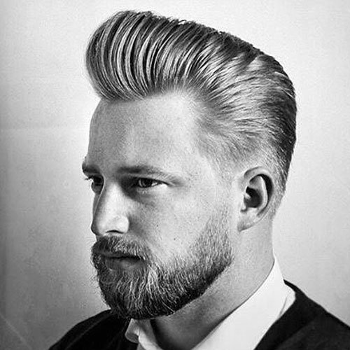 Fantastic 27 Pompadour Hairstyles And Haircuts Men39S Hairstyles And Short Hairstyles Gunalazisus