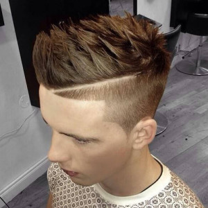 Spiky Hairstyles For Men 2018