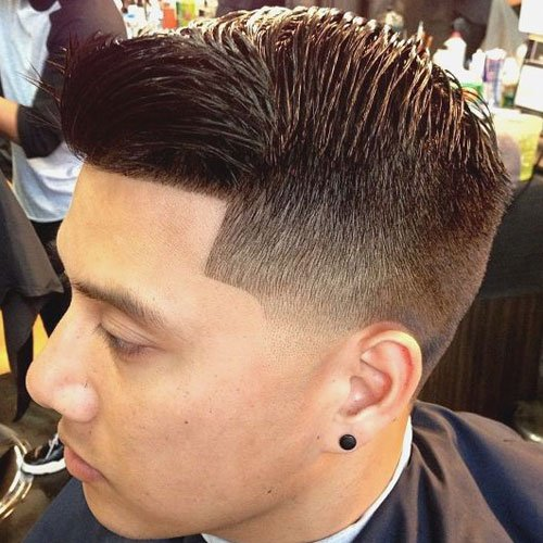 Line Up Haircut
